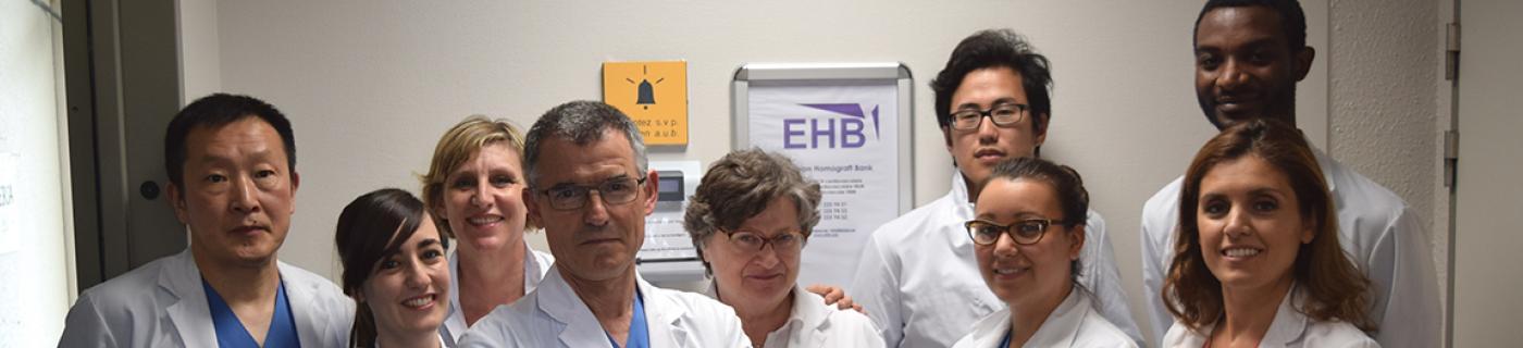 Groupe EHB banner